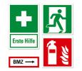 Rettungsweg und Brandschutz