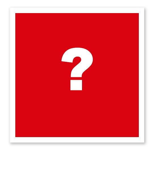 Brandschutzzeichen Individuell - rot