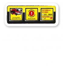 Spielplatz Zusatzschild 3P - DS
