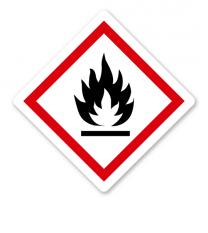 GHS 02 - Symbol Flamme