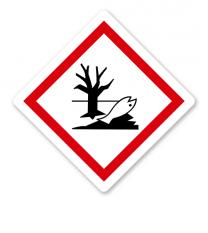 GHS 09 - Symbol Umwelt