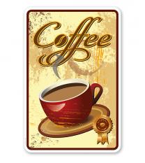 Schild Coffee - Vintage – GP
