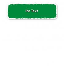 Zusatzschild zu Spielplatzschildern (03) - KSP-1