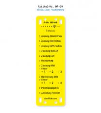Kennzeichnung von Mobilfunkanlagen - Telekom MF-09