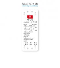 Kennzeichnung von Mobilfunkanlagen - Vodafone VF LTE