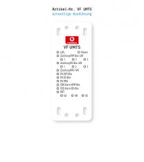 Kennzeichnung von Mobilfunkanlagen - Vodafone VF UMTS