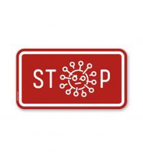 """Hinweisschild """"STOP!"""" - SCH-I-04"""