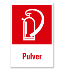 Feuerlöscher Pulver - Kombination