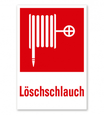 Löschschlauch - Kombination