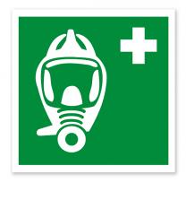 Rettungszeichen Fluchtretter nach DIN EN ISO 7010 - E 029