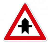 Vorfahrt - Verkehrsschild VZ 301